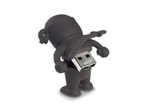 Ninja USB Flash Drive