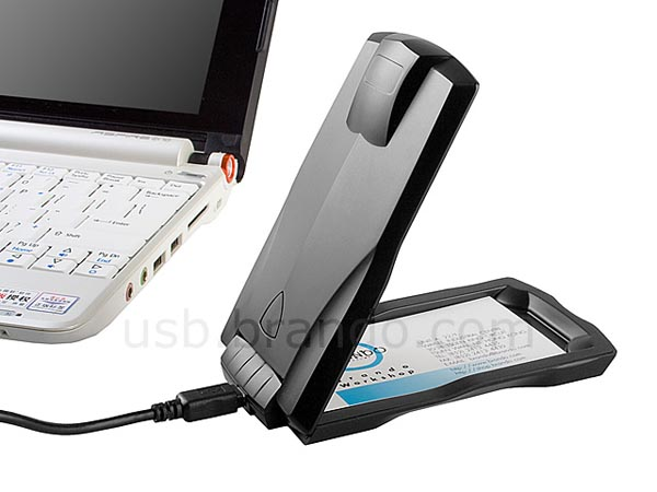 Portable USB Business Card Color Scanner