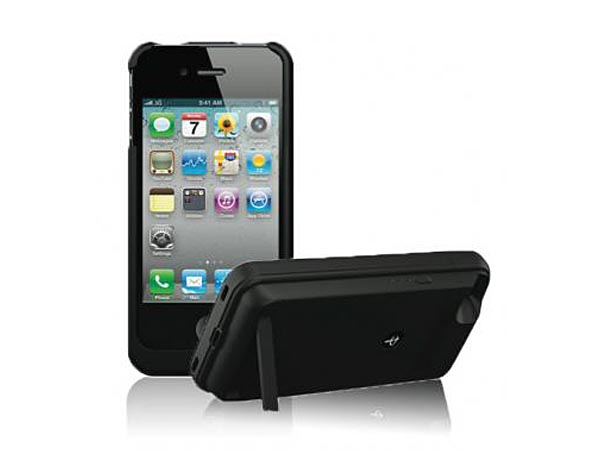 Powermat Receiver Extended Battery iPhone 4 Case