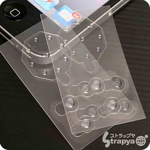 Tactile+Plus Game Controller Sticker for iPhone and other Smartphones