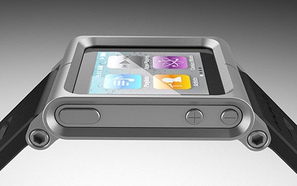 TikTok and LunaTik iPod Nano 6G Watch Bands