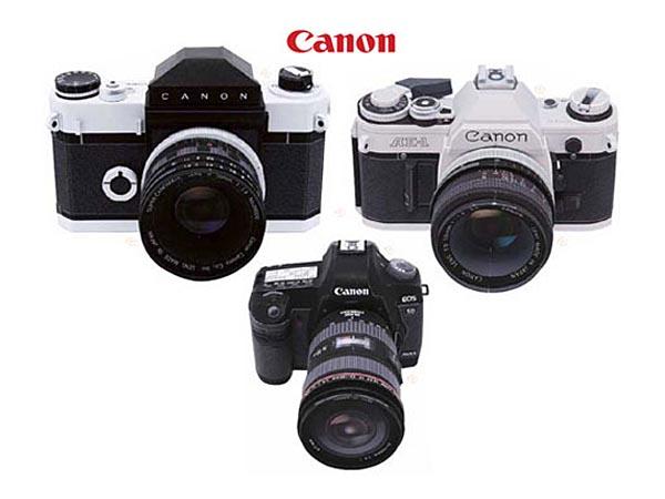 Totally Free Canon DSLR Cameras