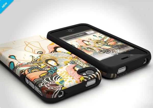 Uncommon Custom Capsule iPhone 4 Case