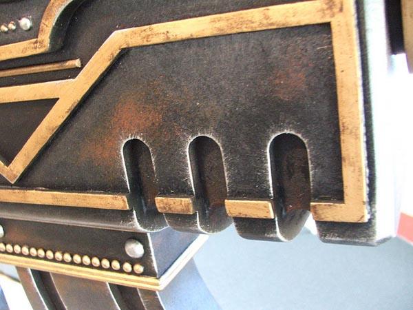 Warhammer 40k Bolt Pistol Replica from Ultramarines Movie