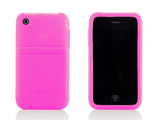 Collet iPhone Case with ID Credit Card Slots