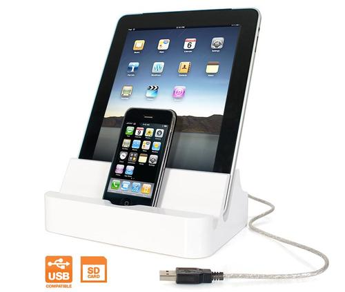 iPADock Multi Functional Docking Station Now Available