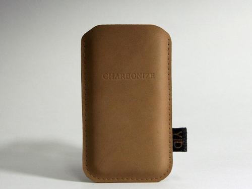 Elegant iPhone 4 Leather Sleeve