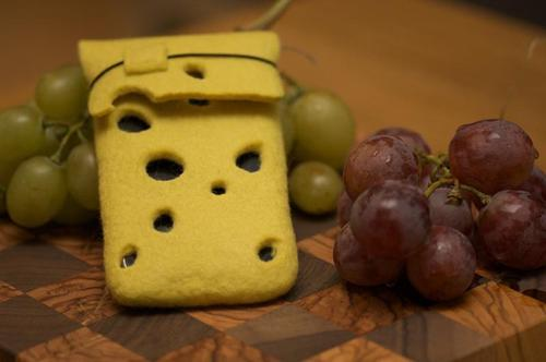 Not Cheese But iPhone Case