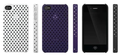 Incase Perforated Snap Case for iPhone 4, iPad, and iPod Touch 4G