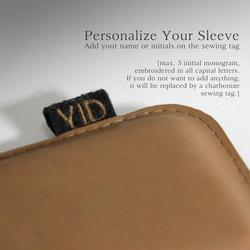Elegant iPhone 4 Leather Sleeve