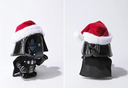 Star Wars Darth Vader Christmas Plush Toy