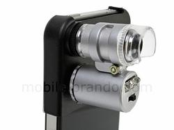 iPhone 4 Microscope