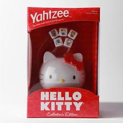 Hello Kitty Yahtzee Dice Game