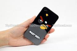 Angry Birds iPhone 4 Decals
