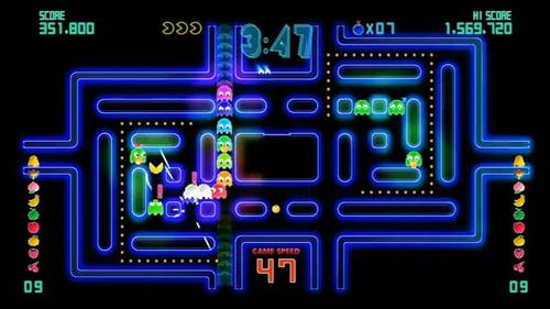 Pac-Man Championship Edition DX Coming along with Pacman's Honed Body