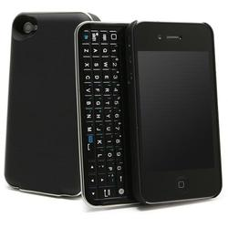 BoxWave Keyboard Buddy iPhone 4 Case Integrated Bluetooth Keyboard