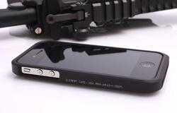 Limited Edition Vapor Extreme Metals iPhone 4 Cases - AR15-V