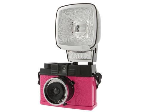Diana Mini En Rose Lomo Camera
