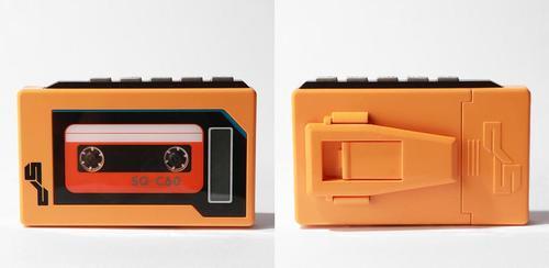 Retro Cassette MP3 Player