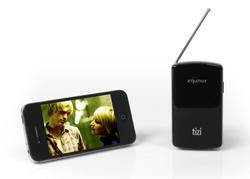 Tizi Lets You Watch Live TV on iPad or iPhone