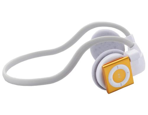 Elecom Actrail iPod Shuffle Headphones