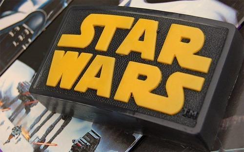 Star Wars Logo Geek Soap