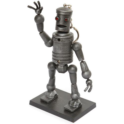 Robot Chicken Humping Robot Action Figure Keychain