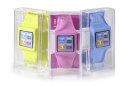 HEX iPod Nano 6G Watch Band