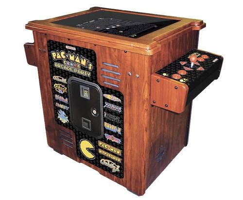 Pacman Arcade Machine Cocktail Table