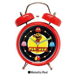 Pacman Twinbell Clock 30th Anniversary Special Edition