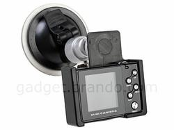 Mini Digital Camera with LCD Screen and Vehicle Accessories