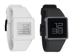 Nixon Newton Digital Watch In Gunship