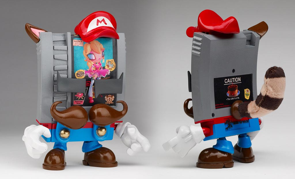 10 Doh And A Drive Vinyl Toys Now Available Gadgetsin