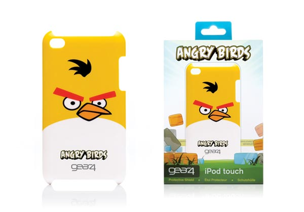 Angry Birds iPod Touch 4G Case