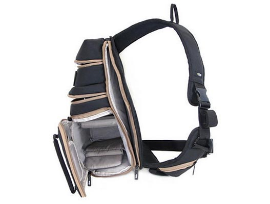 BBP DSLR Camera Sling Bag with iPad Compartment | Gadgetsin