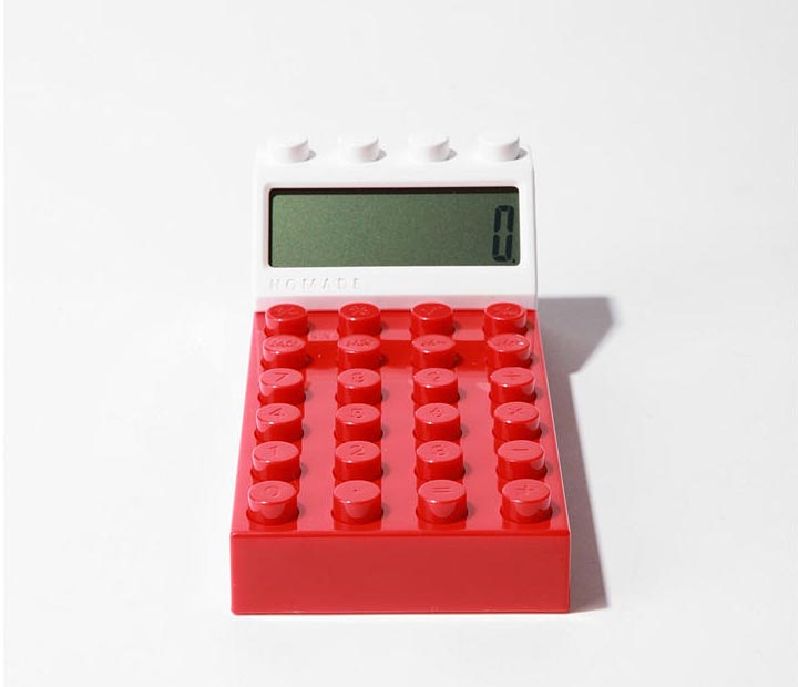 Function One Of The Five Building Blocks Of Kitchen: Building Block Styled Calculator