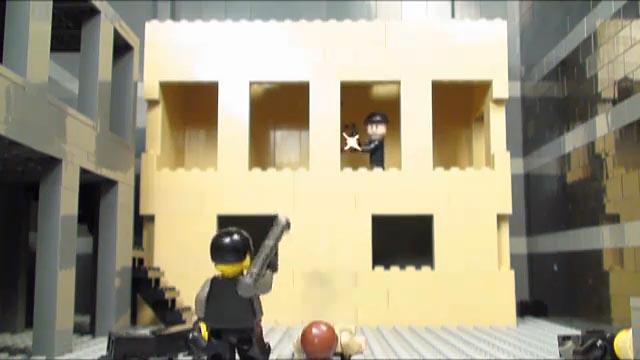 Call of Duty Black Ops LEGO Stop Motion Video | Gadgetsin