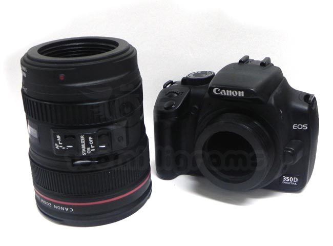 Canon DSLR Camera Money Bank