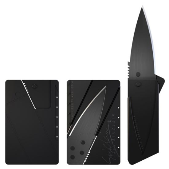 CardSharp Credit Card Shaped Pocket Knife