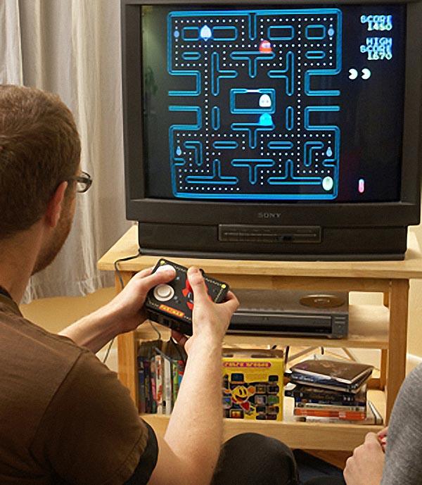 Classical Pacman Video Game Kit | Gadgetsin