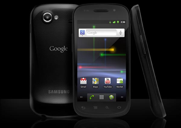 Google Nexus S Android Phone With Gingerbread OS Unveiled