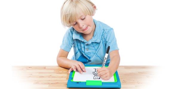 Griffin LightBoard iPad Case Designed for Kids
