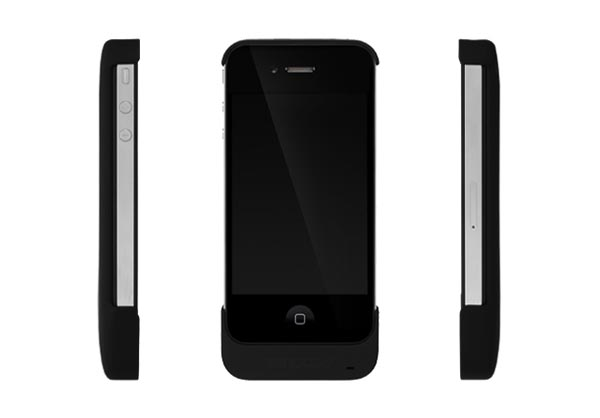 Incase Snap Extended Battery iPhone 4 Case