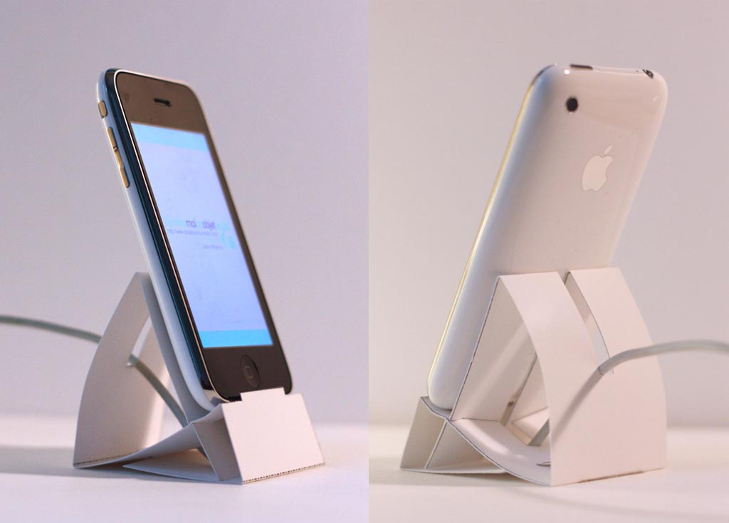 Make Your Own Iphone Ipod Dock Gadgetsin