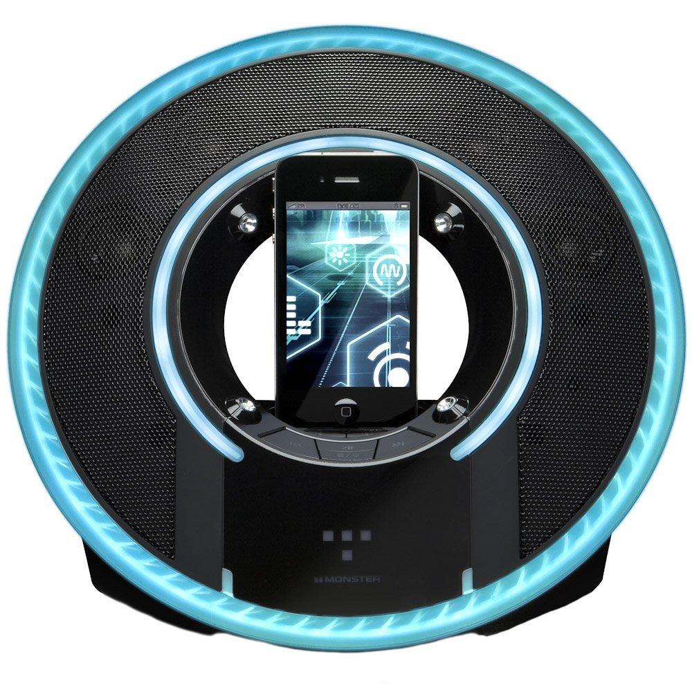 Monter Tron Legacy Identity Disc Ipod Dock Gadgetsin