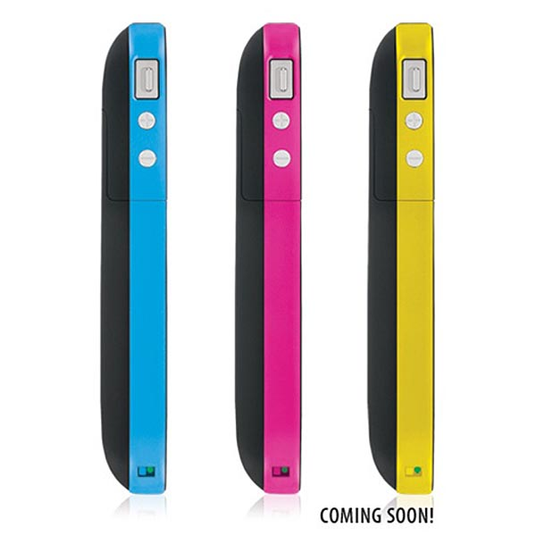 Mophie Juice Pack Plus Extended Battery iPhone 4 Case