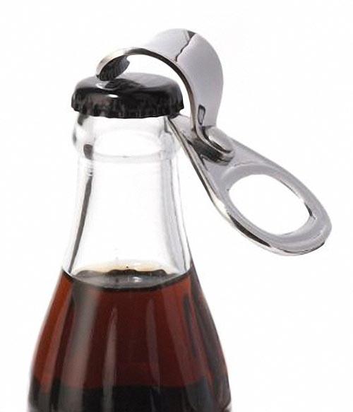 Pop Top Bottle Opener
