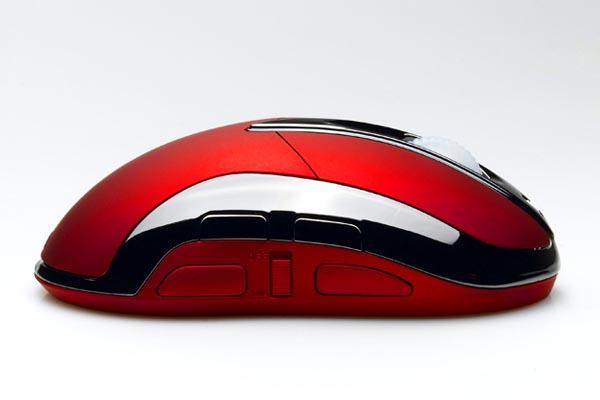 Shogun Bros Chameleon X-1 Wireless Gamepad Computer Mouse