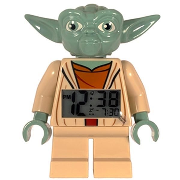 Either LEGO Star Wars mini figure alarm clock, the price is $29.99 USD.