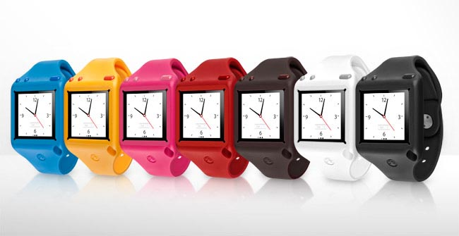 iPod nano watch band,